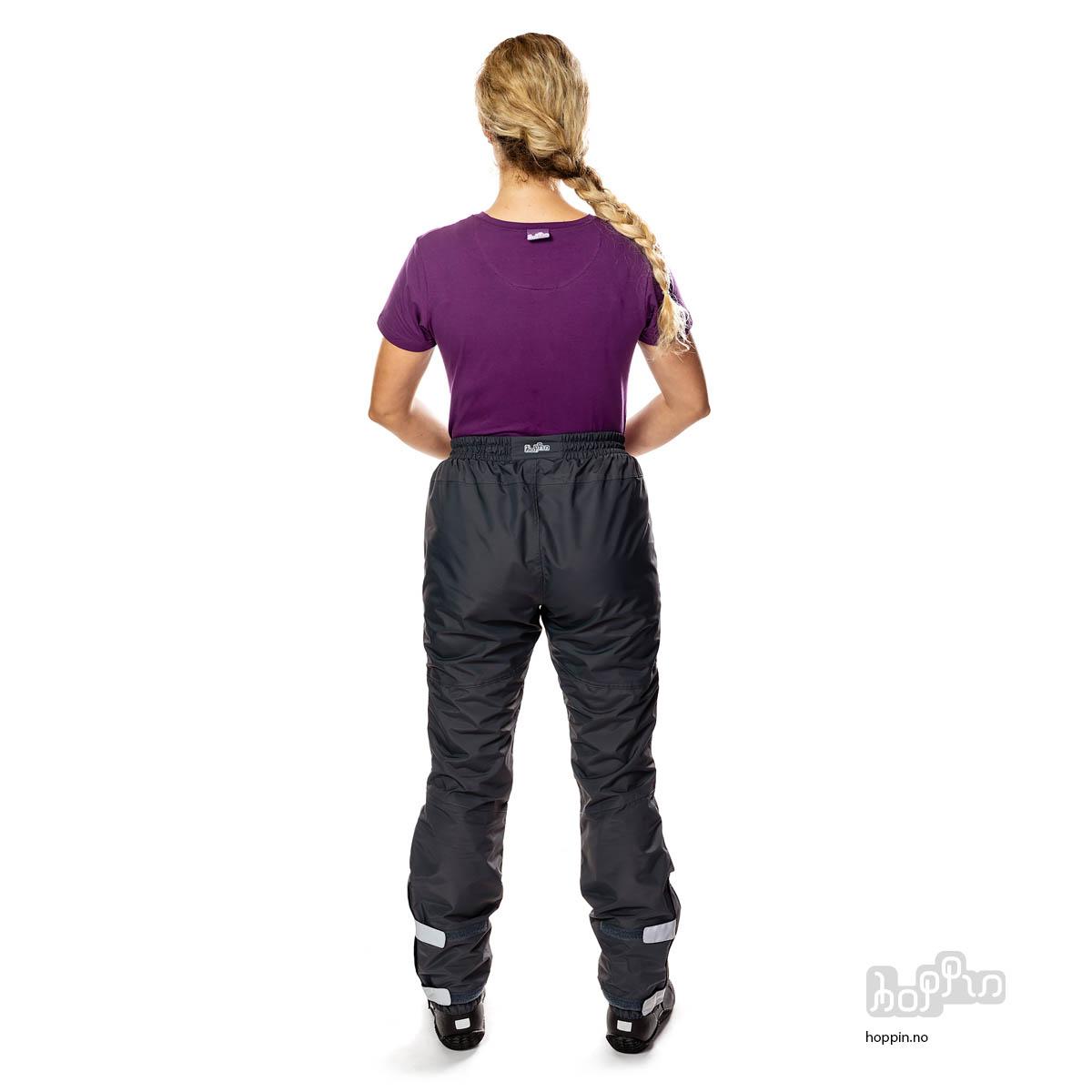 HOPPIN OVERTREKKSBUKSE bukse til dame Hoppin