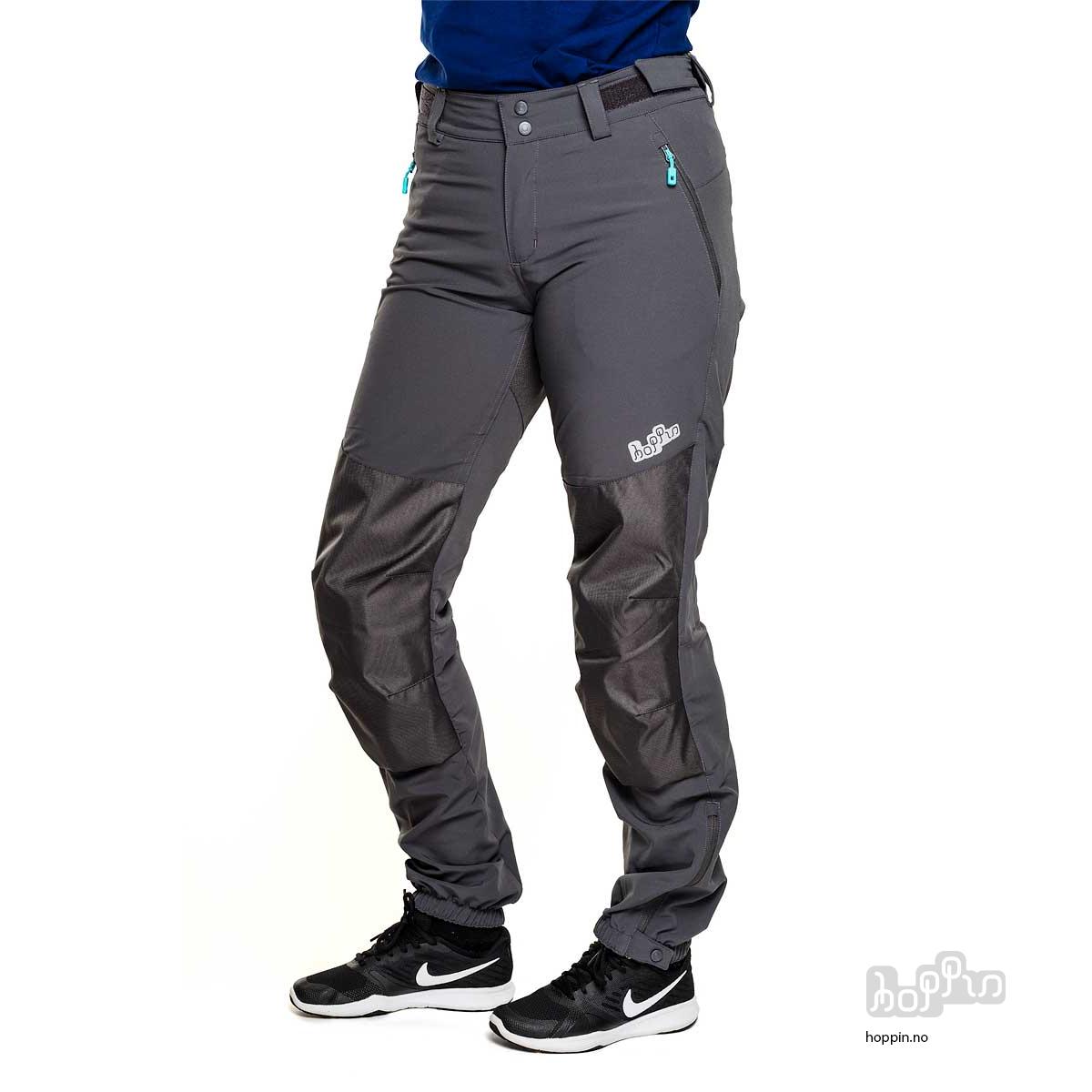 HOPPIN BUKSE med avtagbare kneputer og stretch Hoppin